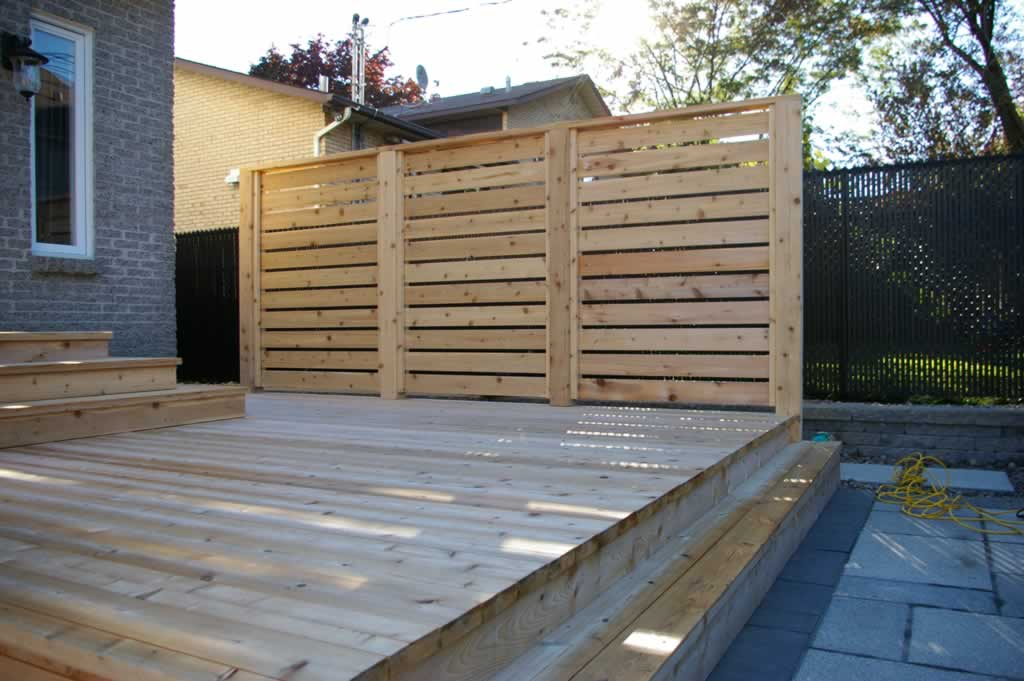 Accessories proscape patio decks montreal 514 421 9687 for Stand alone outdoor privacy screen